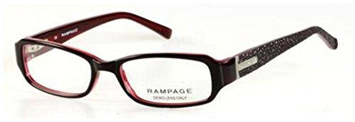 RAMPAGE Monture lunettes de vue C LOTUS Bordeaux Rose 49MM