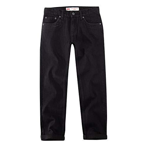 (Levi's Boys 502 Regular Fit Taper Jeans, Slam Dunk 20)