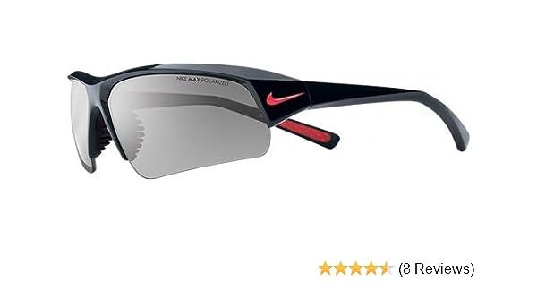 11fab91d60 Amazon.com  NIKE Sunglasses SKYLON ACE PRO NK EV0686 006 Shiny Black   Grey  Max Polarized  NIKE  Sports   Outdoors