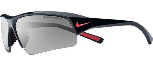 NIKE Sunglasses SKYLON ACE PRO NK EV0686 006 Shiny Black / Grey Max - Ace Sunglasses Skylon Nike