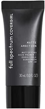 Face Makeup: Covergirl Matte Ambition Primer