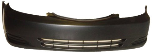OE Replacement Toyota Camry Front Bumper Cover (Partslink Number TO1000230)