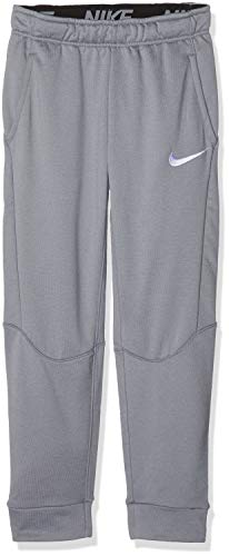 white Dry Garçon Nike Cool Fleece Pantalon Taper Grey w4766znOx