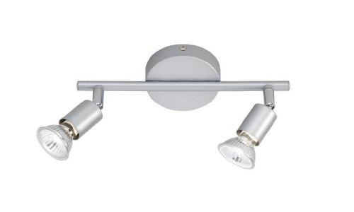 Khl LED Strahler Deckenleuchte Marc 26cm 2x3W Warmweiss 869287