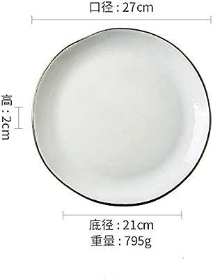 Platos de cerámica para el hogar Vajilla japonesa vajilla ...
