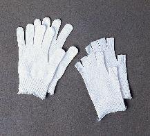 M088 - Half-Finger Liners - One-Size-Fits-All Nylon Glove Liners, Wells Lamont - Case of ()