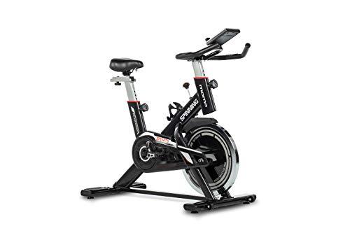🥇 Moma Bikes – Bicicleta Spinning con Volante de Inercia de 24 kg