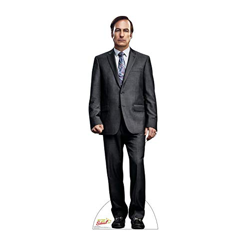 (Advanced Graphics Saul Goodman Life Size Cardboard Cutout Standup - AMC's Better Call)
