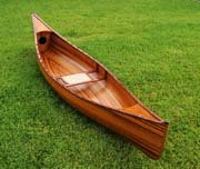 Real Canoe 10' 118.5L x 26.3W x 16.0H Inches by OM001