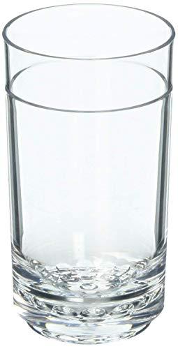 Drinique ELT-TA-CLR-24 Elite Tall Unbreakable Tritan Highball Glasses, 14 oz (Case of 24), Clear by Drinique (Image #1)