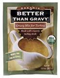 Organic Gravy Mix for Turkey 1 oz Pkts by Better Than Bouillon