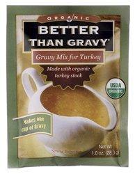Organic Gravy Mix for Turkey 1 oz Pkts by Better Than Bouillon