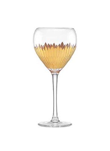 Marchesa Imperial Caviar (Lenox Marchesa Imperial Caviar 2 Piece Balloon Wine Glass Set)
