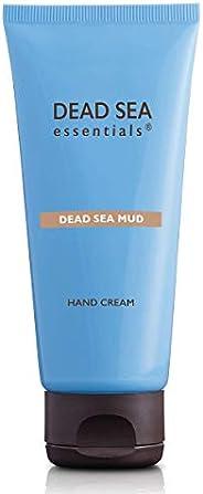 Dead Sea Essentials Mud Hand Cream for Women, Dry Skin Lotion, Moisturizing Treatment for Sensitive Skin - 3.3