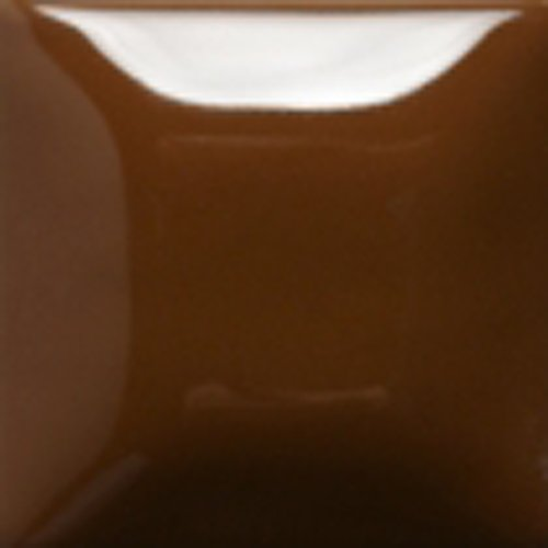 Mayco Stroke & Coat Wonderglaze for Ceramic Bisque - 8 oz - SC48 - Camel - Pottery Camel