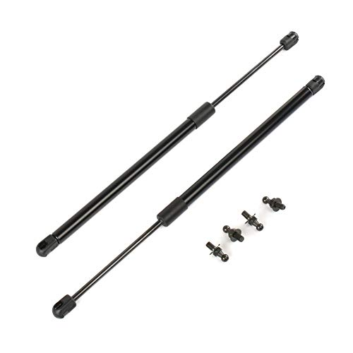 (WTKSOY New 2 PCS SG304042 Rear Hatch Liftgate Tailgate Lift Supports Struts Gas Springs Shocks fit 2000-2007 Ford Focus Hatchback)