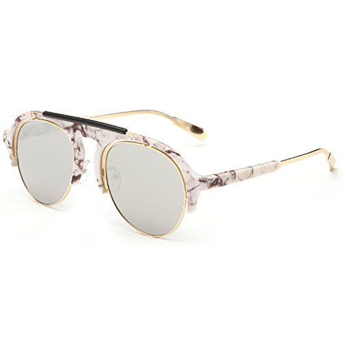 Sinkfish SG80028 Gift Sunglasses for Women,Anti-UV & Fashion Polarizer - UV400 - Sunglasses Occhiali Price