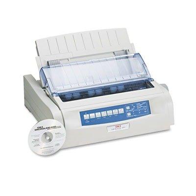 OKI62418901 - Oki Microline 490 24-Pin Dot Matrix Printer by OKI