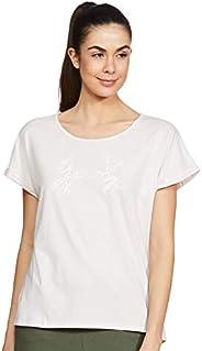 Under Armour Women's Graphic Script Logo Fashion Short-Sleeve T-S