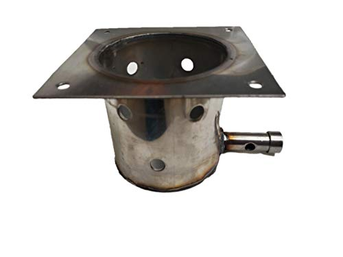 Direct Igniter Stainless Steel Burn Pot FIRE Pot Upgrade FITS All TRAEGERS 075 070 055 ()
