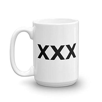 Shall Xxx tea mug