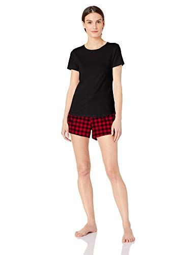 buffalo Amazon De Ensemble Plaid Wae90079fl18 Rouge Pyjama Essentials FYa8qw6