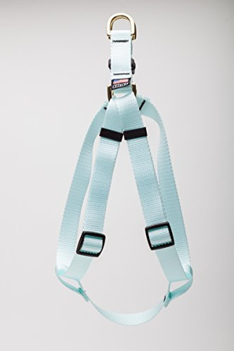 dog harness baby blue - 5