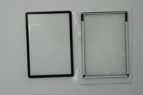 Lcd Windows - Replacement Outer LCD Screen Display Window Glass Protector for Canon 6D