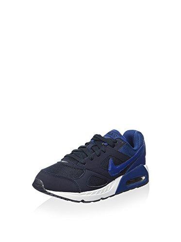 Nike 579995-441, Zapatillas de Deporte para Niños Azul oscuro (Dark Obsidian / Coastal Blue White)