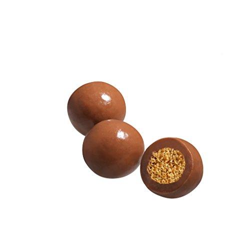 Reynaud, Caramel & Milk Chocolate Covered Crispy Cereals, 100g Gift Tin