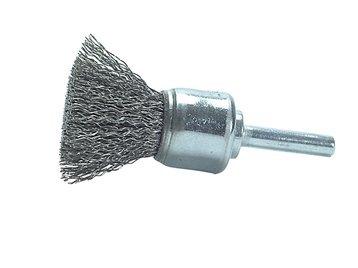 Cutting Edge DIY Steel Wire End Brush 25mmx0.30 [Pike & Co® Branded]- Min 3yr Warranty Pike & Co.®