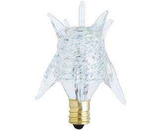 Westinghouse 0374700, 7 Watt, 120 Volt Clear Incand Star Light Bulb, 1000Hr 45Lm, 144-Pack