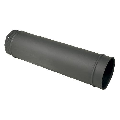FLUE PIPE for CAST IRON STOVE 500mm x 5 Inches Clarke International