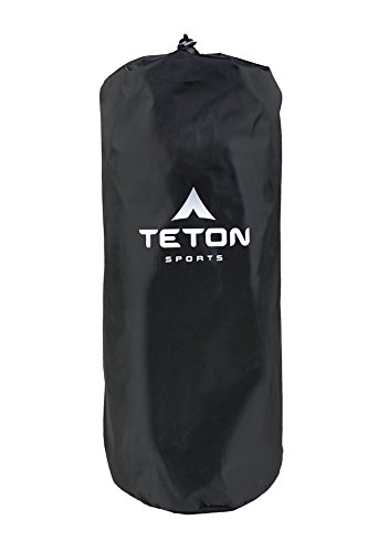 TETON Sierra 16 Tarp Fits Under Sierra Canvas Tent Perfectly; for Picnics, Sold Separately