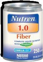 Nutren With Fiber 1.0 Vanilla 250Ml Can