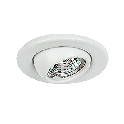 wac lighting hr 1135 wt low voltage mini recessed eyeball