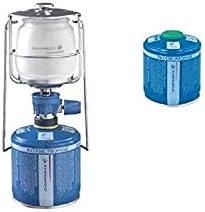 ALTIGASI Farol lámpara de gas Lumogaz Plus Campingaz de 80 W + 1 cartucho CV 470 de 450 g