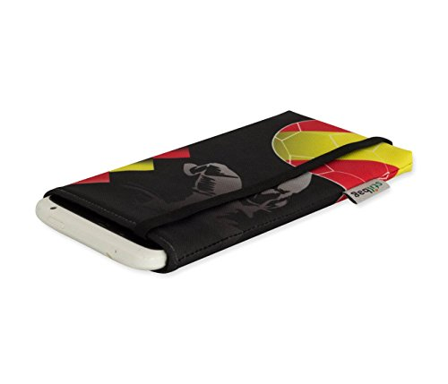 Stilbag Fan Smartphone Case - Championnat d'Europe de football 2016 - Drapeau de l'Espagne - Housse pour Apple iPhone SE