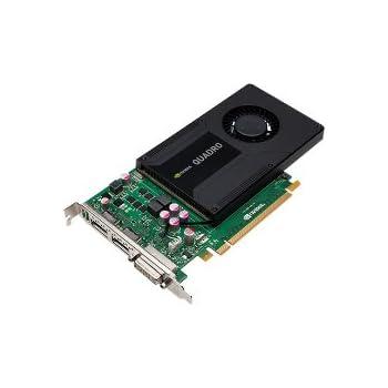 NVIDIA Quadro K2000 2GB GDDR5 Graphics card (PNY Part #: VCQK2000-PB)
