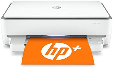HP Envy 6055e All-in-One Wireless Color Printer, with Bonus 6 Months Free Instant Ink with HP+ (223N1A)