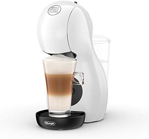 De' Longhi Nescafé Dolce Gusto EDG110.WB Macchina per Caffè Espresso e Altre Bevande Automatica, bianco