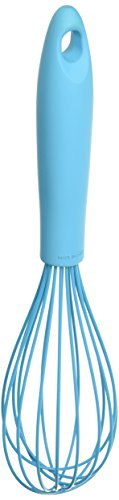 Baker's Secret Silicone Whisk-Teal