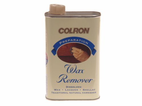 Ronseal CWAXR500 500ml Colron Wax Remover by Ronseal
