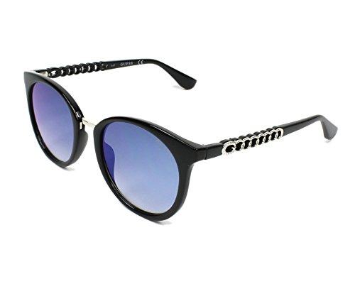 Zippo Black Matte Frame Lunettes de Soleil Mixte, Noir, Moyen