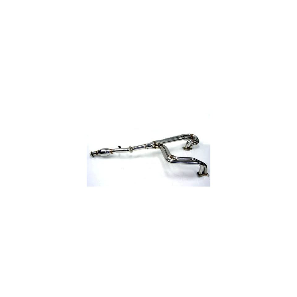 OBX Performance Exhaust Header 97 05 Impreza RS 2.2L 2.5L 2.5RS EJ25