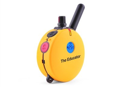 E-Collar Educator 3 4 Mile Remote Dog Trainer FREE INCLUDED Bungee E-Collar by Educator
