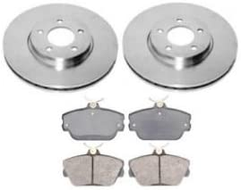 For Ford Taurus Thunderbird Continental Sable Front Rotors And Ceramic Pads