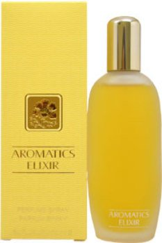 Women Clinique Aromatics Elixir Perfume Spray 3.4 Oz - Product Description - Women Clinique Aromatics Elixir Perfume Spray 3.4 Ozintroduced By Clinique In 1971. Aromatics Elixir A Refreshing Woody Arid Fragrance. This Perfume Has A Blend Of Fres ...