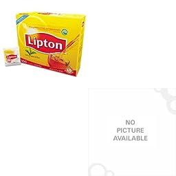 KITKEB37949LIP291 - Value Kit - Kellogg\'s Kashi TLC Chewy Granola Bars (KEB37949) and Lipton Tea Bags (LIP291)