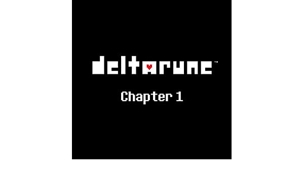 Deltarune Chapter 1 (Original Game Soundtrack) by Toby Fox